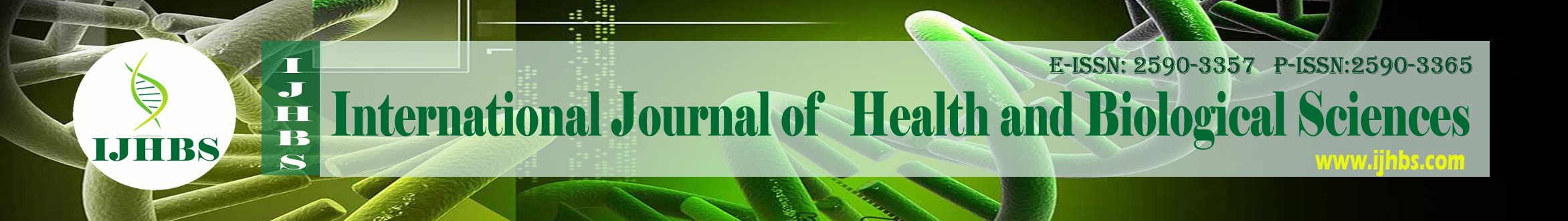 International Journal of Health and Biological Sciences